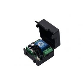 Universal ασύρματος διακόπτης ON/OFF DC12V- 10A με τηλεχειριστήριο