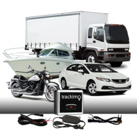 Trackimo 3G [TRKM010] συσκευή εντοπισμού με δέκτες WiFi/Bluetooth