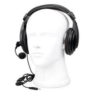 Ακουστικά κεφαλής με PTT