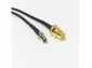 SMA Female σε TS9 Male pigtail cable 20cm.